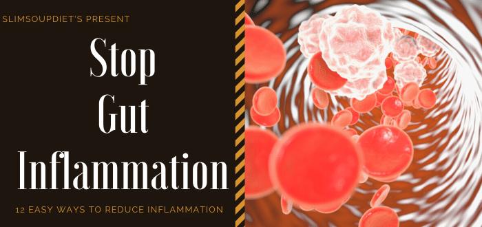 Reduce Gut Inflammation